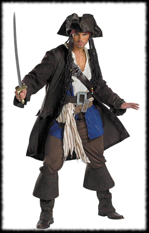 Day, captain jack sparrow prestige adult costume superpower