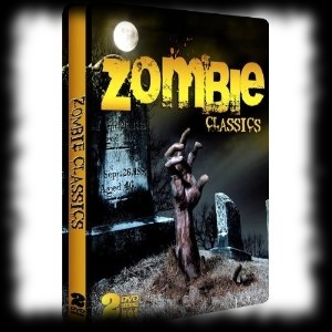 Zombie Films Collection Halloween Party Activities Idea