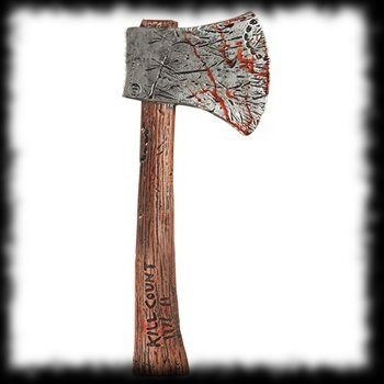 Halloween Costume Party Zombie Hunter Accessory Idea Axe