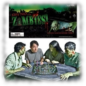 Zombie Halloween Party Activity Zombie Game